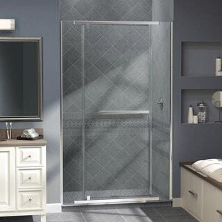 DreamLine Vitreo-X 46 to 46.75-inch Frameless Pivot Shower Door
