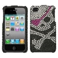 BasAcc Skull Diamante Case for Apple iPhone 4/ 4S
