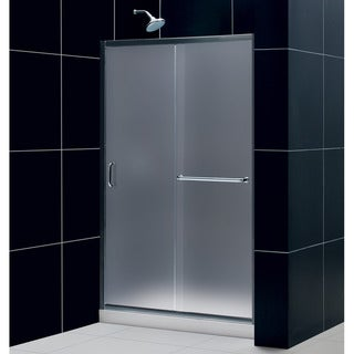 DreamLine Infinity-Z 44-48-inch Frameless Sliding Shower Door