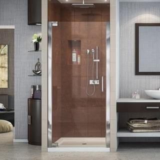 DreamLine Elegance 25.25 to 27.25-inch Frameless Pivot Shower Door