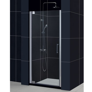 DreamLine Elegance 35.75 to 37.75-inch Frameless Pivot Shower Door