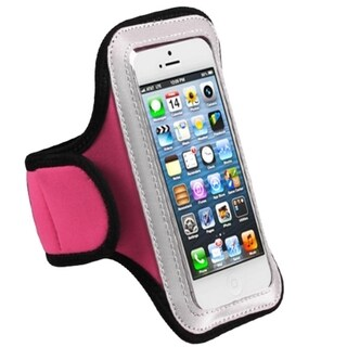 BasAcc Pink Sport Armband 224 for Apple iPhone 5
