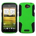 BasAcc Green/ Black Astronoot Case For HTC One S
