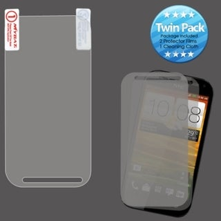 BasAcc Screen Protector LCD Guard Twin Pack for HTC One SV