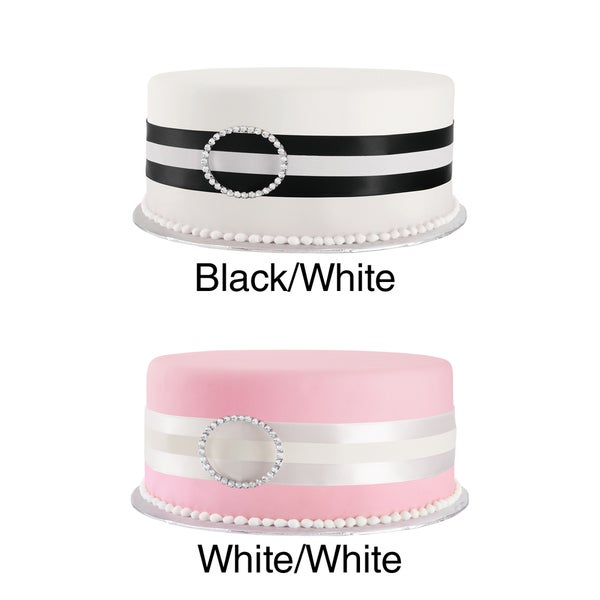 Ribbon Buckle 1/Pkg