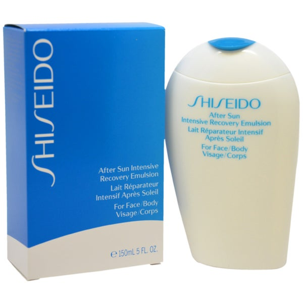 Shiseido After Sun Intensive Recovery 5-ounce Emulsion