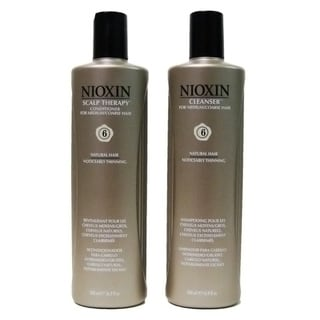 Nioxin System 6 Scalp Therapy 16.9-ounce Duo Cleanser