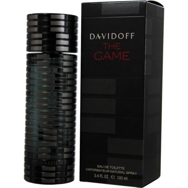 Zino Davidoff 'The Game' Men's 3.4-ounce Eau De Toilette Spray