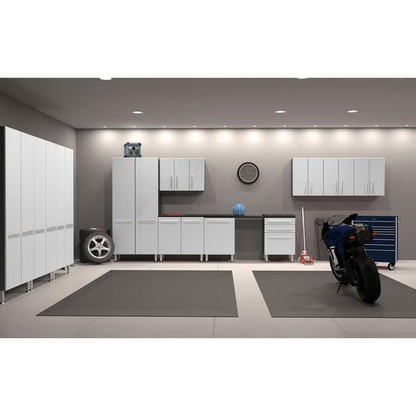Ulti-MATE Storage 12-Piece Garage Organization Package