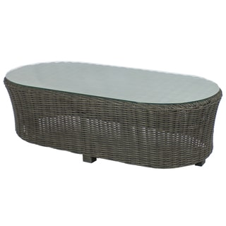 Wellington Outdoor Wicker Coffee Table