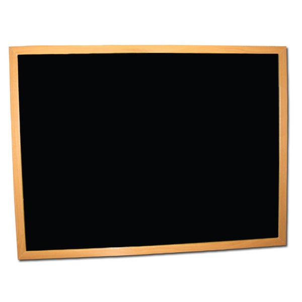R&T Enterprises Wood Framed Magnetic Chalkboard