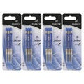 Parker Ballpoint Gel Pen Refills Gel Ink Blue Ink Medium Point