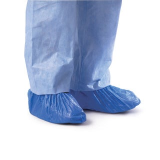 Medline Polyethylene Shoe Covers (Case of 1,000)