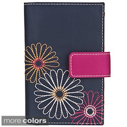 Travelon Safe ID Daisy Trifold Wallet