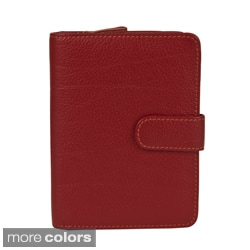 Travelon Safe ID Color Block Bi-fold Tab Wallet