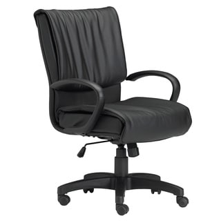 Mayline 'Mercado' Leather Series Conference Chair