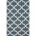 nuLOOM Handmade Flatweave Marrakesh Lattice Wool Rug (5' x 8')