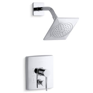 Kohler Stance Rite-Temp Polished Chrome Shower Trim