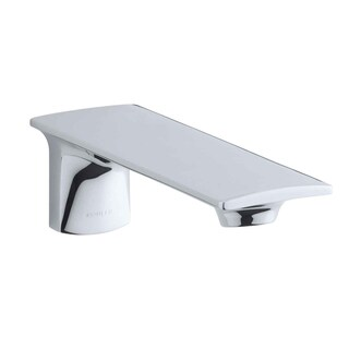Kohler Stance Wall-mount Polished Chrome Bath Spout