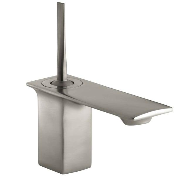 Kohler Stance Single-control Brushed Nickel Lavatory Faucet 11108756