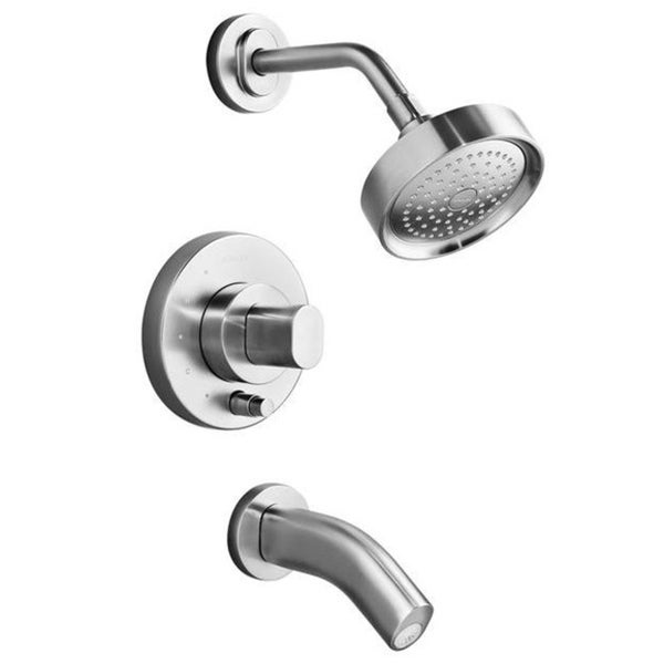 kohler oblo rite temp pressure balancing bath and shower faucet trim