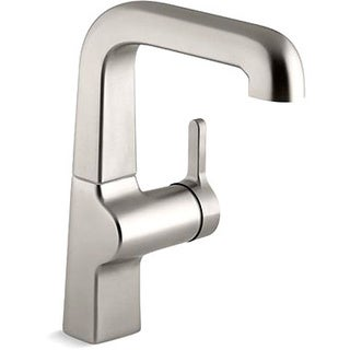 Kohler Evoke Secondary Single Control Kitchen Sink Faucet