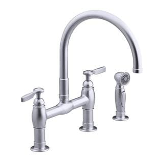 Kohler Parq Deck Mount Kitchen Faucets