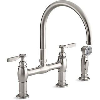 Kohler Parq Deck Mount Kitchen Faucets