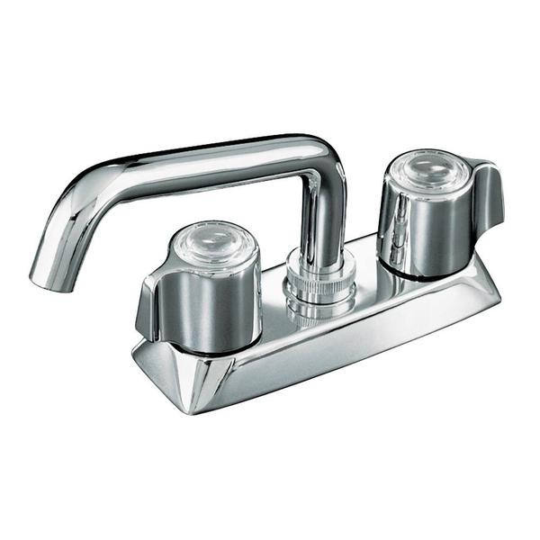 Kohler Coralais Polished Chrome Laundry Sink Faucet