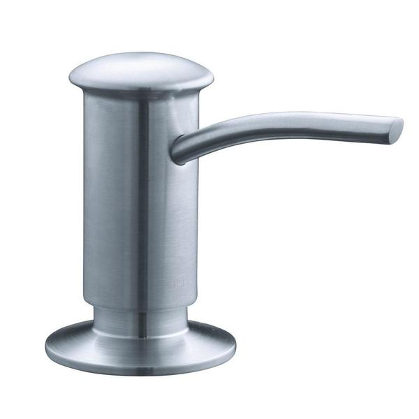 Kohler Contemporary Design Soap/ Lotion Dispenser (Clam Shell Packed) 11108808