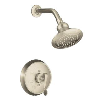 Kohler Revival Rite-Temp Pressure-balancing Shower Faucet Trim with Scroll Lever Handle