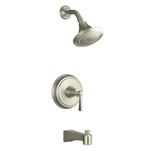 Kohler Archer Bath and Shower Trim Set with Lever Handle