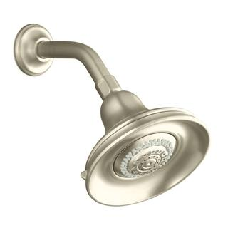 Kohler Bancroft Multi-function Brushed Nickel Shower Head
