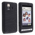 BasAcc Black Silicone Case/ Screen Protector for LG Dare VX9700