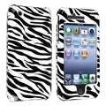 BasAcc Zebra Case/ Screen Protector for Apple� iPhone 3G/ 3GS