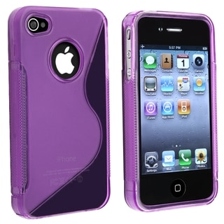 BasAcc TPU Cases for Apple� iPhone 4/ 4S (Pack of 5)