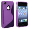 BasAcc TPU Cases for Apple� iPhone 4/ 4S (Pack of 3)