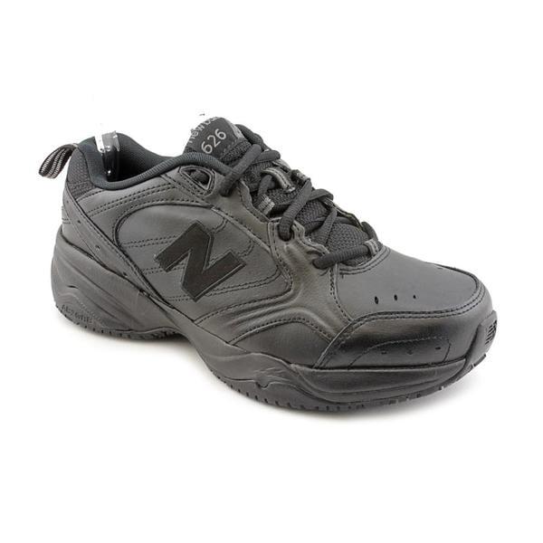 New Balance Men's 'MX626' Leather Athletic Shoe - Extra Wide