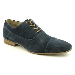 Calvin Klein Men's 'Irah' Regular Suede Dress Shoes