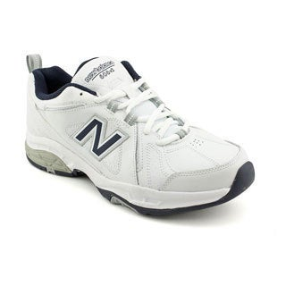 New Balance Men's 'MX608v3' Leather Athletic Shoe - Extra Wide