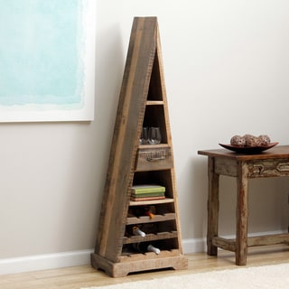 Pyramid Wine Rack (India)