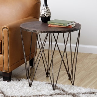 Fixed Spider Web Round Top Table (India)