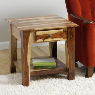 1-drawer End Table (India)