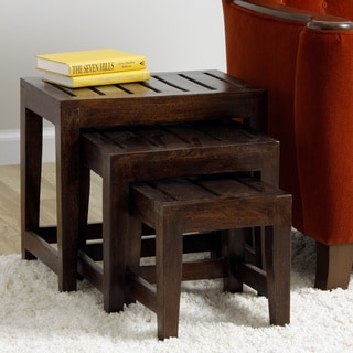 3-piece Nesting Table Set (India)