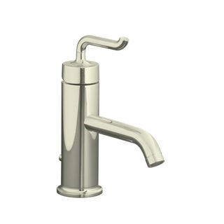 Kohler Purist Nickel Single-lever Lavatory Faucet