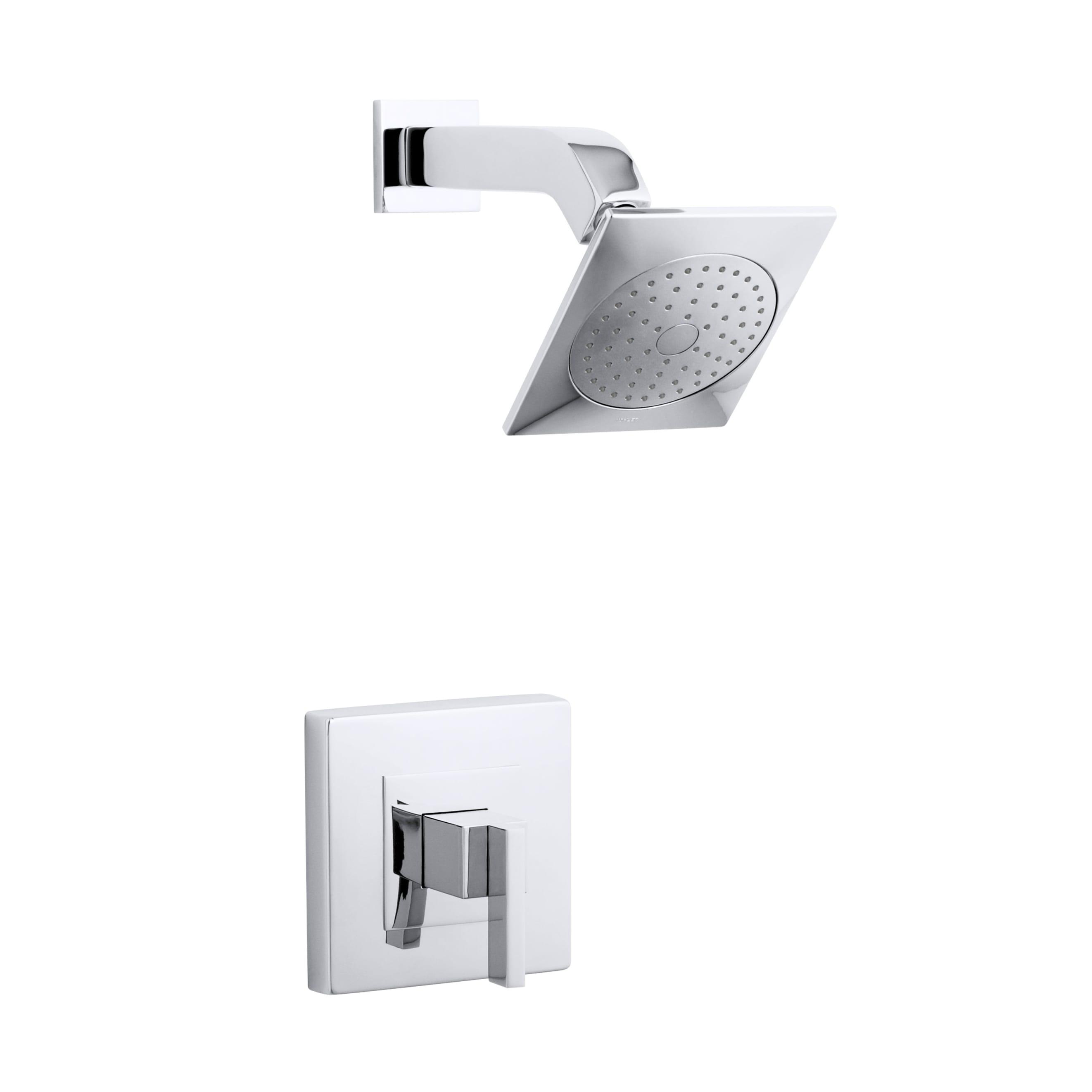 Kohler Loure Polished Chrome Rite temp Shower Trim