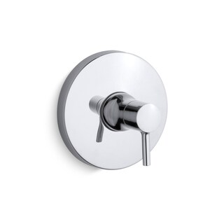 Kohler Toobi Polished Chrome Valve Trim (Valve not included)