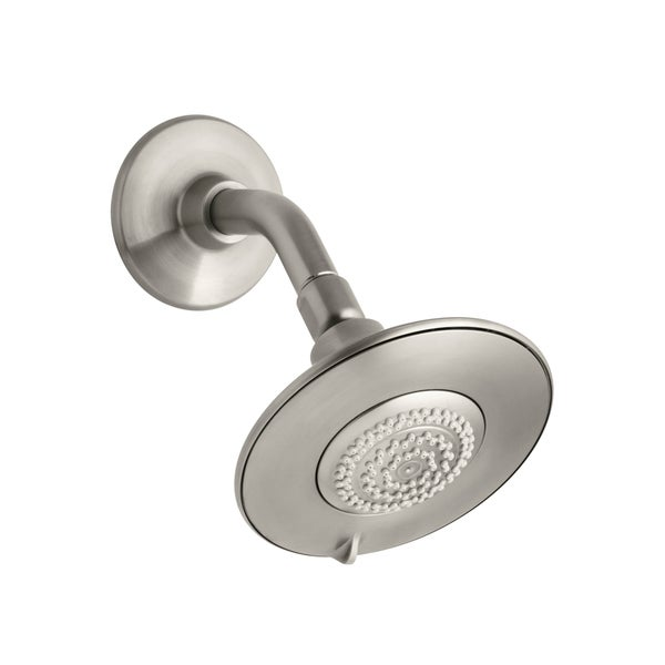 Kohler Alteo (R) Multifunction Brushed Nickel Showerhead 11111505