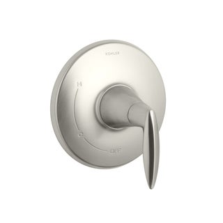 Kohler Alteo Brushed Nickel Valve Trim (Valve not included)
