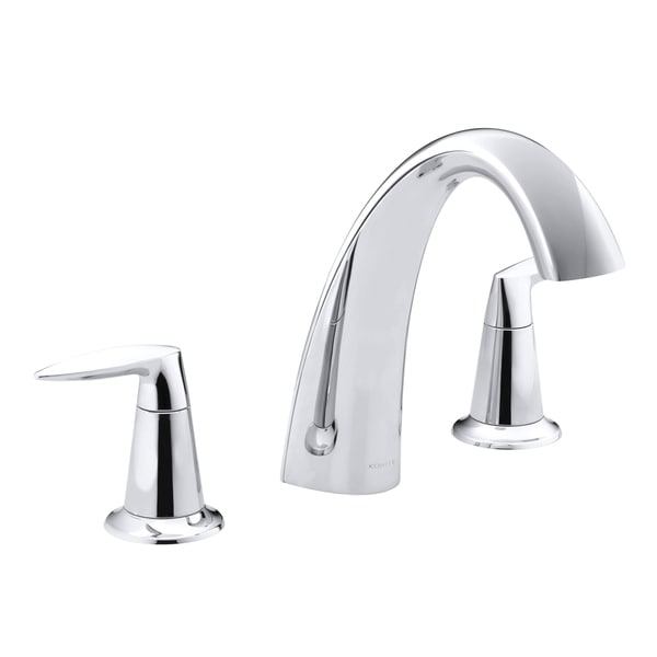 Kohler Alteo Polished Chrome Bath Faucet Trim (Valve not included)